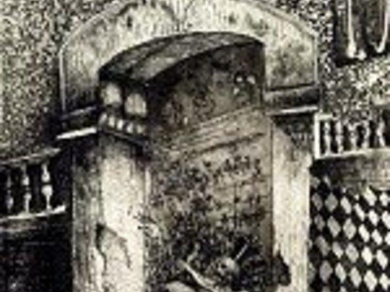 Washington Mosquera - Puerta del infierno