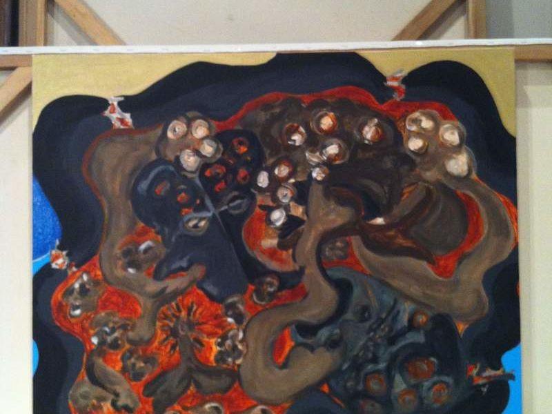 Rafael Ruales / Las flores del mal 6