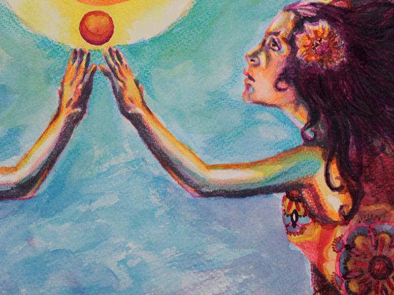 Rodriguez Lisseth / El Reflejo del Universo