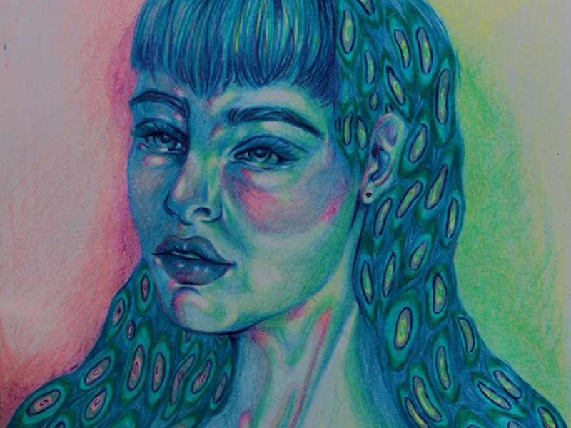 Rodriguez Lisseth / El color del Alma