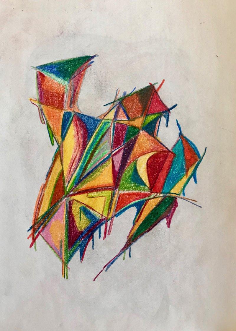 González Juan Francisco / Ensayo geométrico  | González Juan Francisco