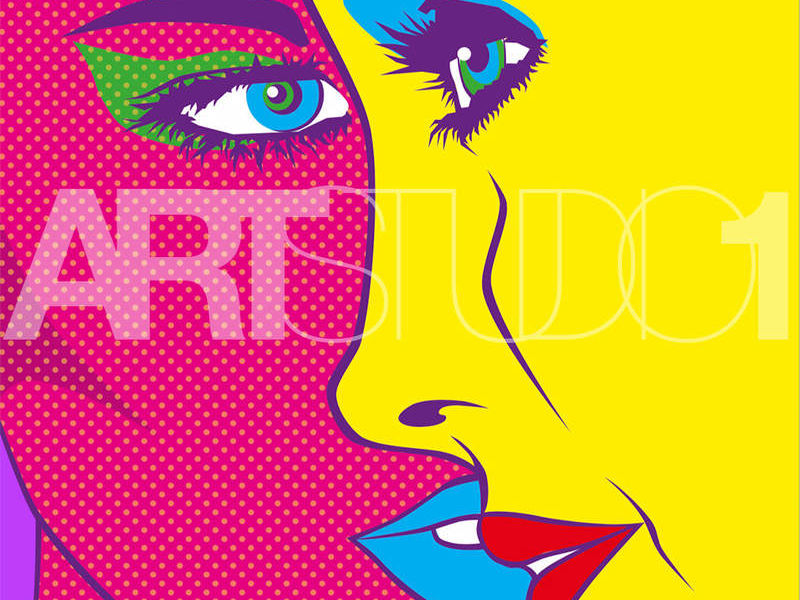 THEY, THE TWO / POP ART