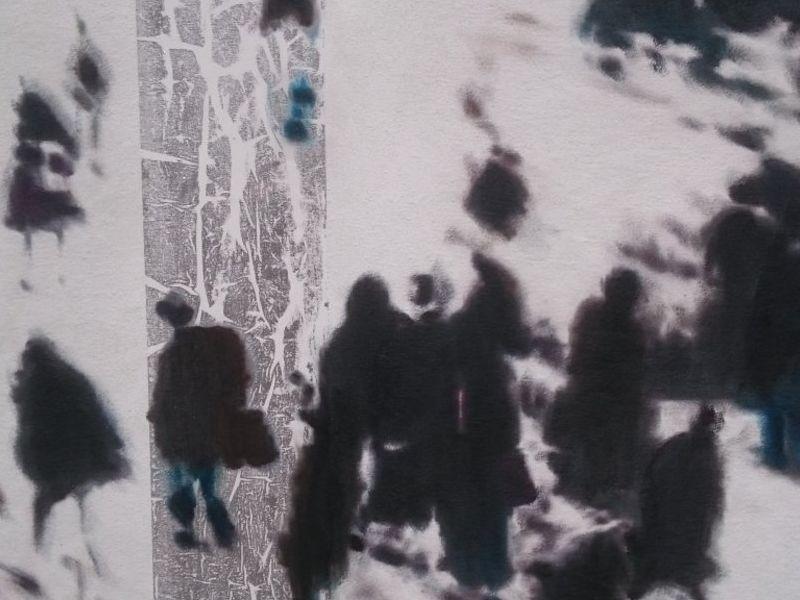 David Celi / shadows II