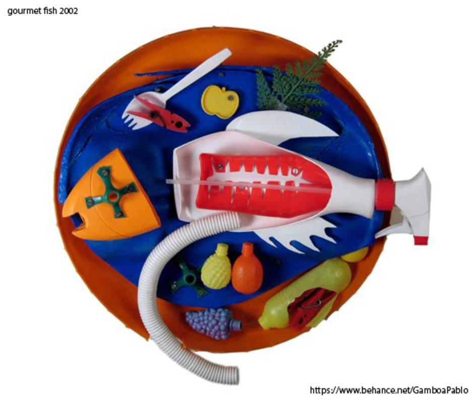 Pablo Gamboa / Fish Gourmet | Gamboa Pablo