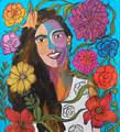 Ana Fernandez / Flores Negras - Fernandez Ana -Miranda Texidor