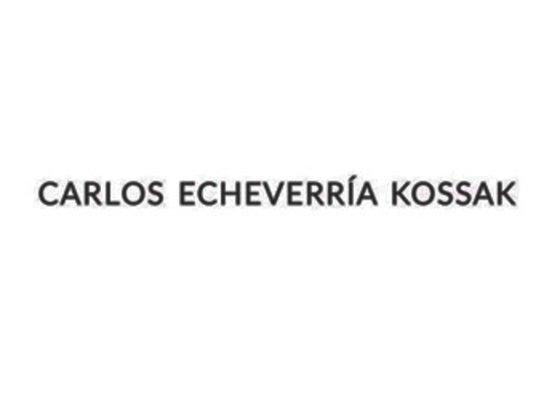 Echeverría Kossak Carlos